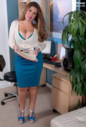 Big Ass In Office Pics